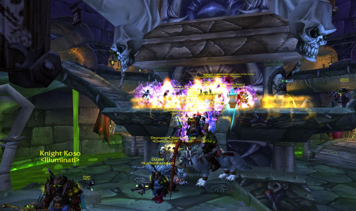 how to get to undercity as alliance